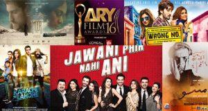 ARY Film Awards 2016 Winners List