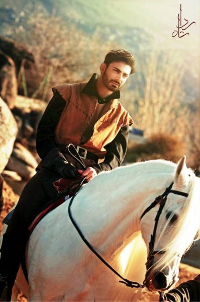 6. Fawad Khan as Prince Philip from sleeping beauty
