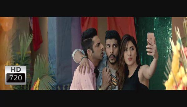 amanat-ali-elizbeth-raji-qatra-qatra-ost-teri-meri-love-story-video