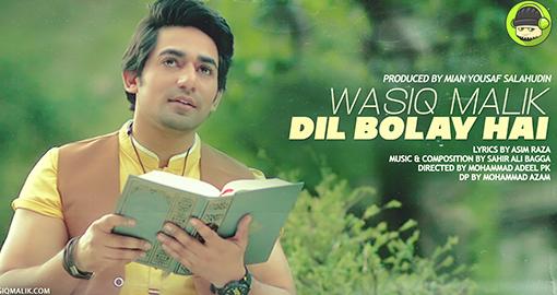 dil-bolay-hai-by-wasiq-malik