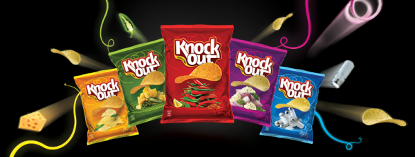 Knock out flavors