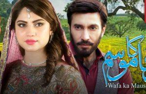 Drama Wafa Ka Mausam Review
