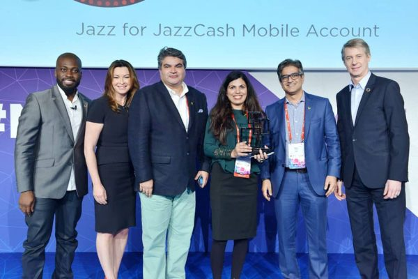 JazzCash Team Win Glomo Awards