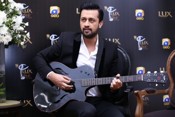 Atif Aslam at LSA 2017 Meet and Greet
