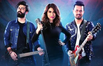 Pepsi Battle Of the Bands featuring Fawad Khan, Meesha Shafi and Atif Aslam