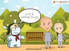 Xiaomi Shaukat Khanum Memorial Cancer Hospital Donation
