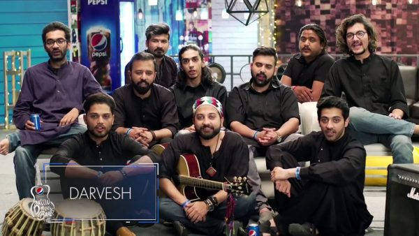 Darvesh Band in Pepsi Battle of the Bands