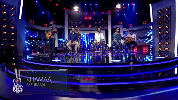 Khamaal Band in Pepsi Battle of the Bands