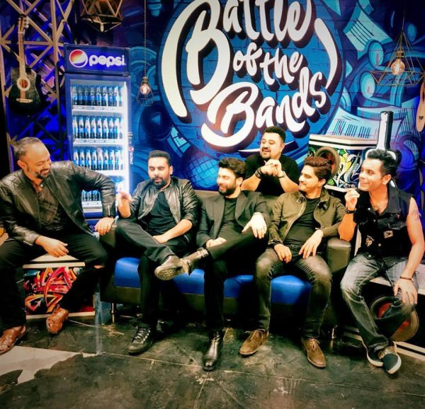 EP Reunited in Pepsi Battle of the Bands