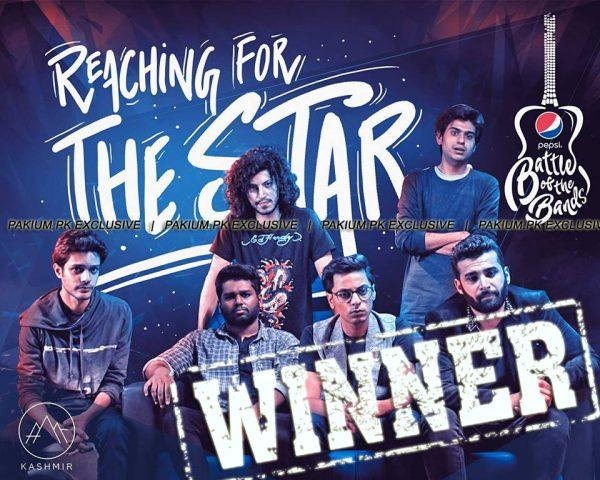 Kashmir Wins Pepsi Battle of the Bands 2017