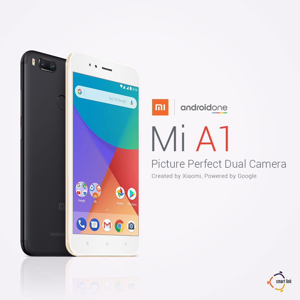Xiaomi Brings Mi A1 To Pakistan With Local Partner Smart
